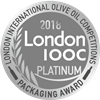London International Olive Oil Competitions 2018 Innovation Platinum Packaging Award