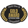 World Olive Oil Competition NYIOOC 2018 Gold Award