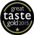 Great Taste Gold 2015